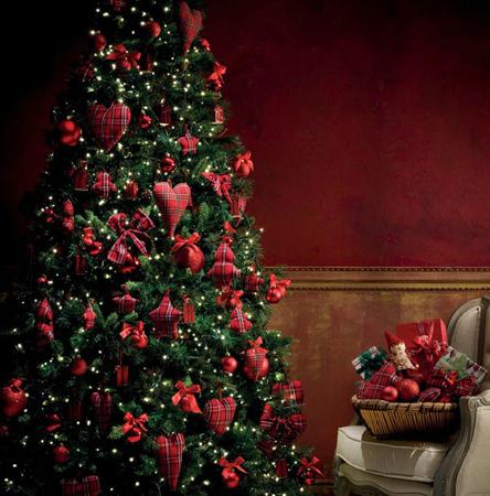 El Corte Inglés Adornos de Navidad