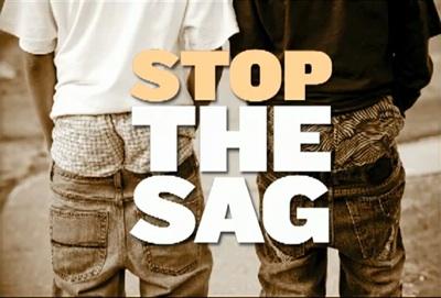 Stop the Sag Meme