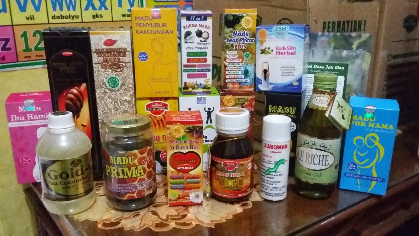 Daftar Harga Rumah Madu Bandung Herbal Shop Imanudin Lengkap Si Buah Hati Syamil Dates Honey Penyubur Kandungan