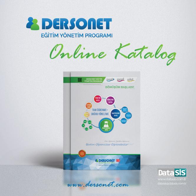 Dersonet Online Katalog