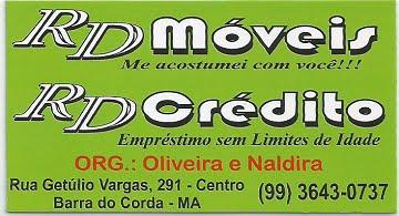 RD MÓVEIS/ RD CRÉDITO