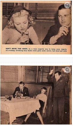 12 Dating Tips For Women From The 1930s That Are Hilarious
