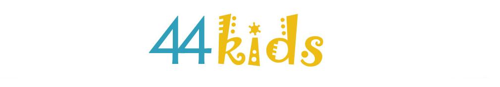 44kids. Wnętrza dla dzieci: design/DIY