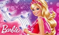 Jogo de vestir da Barbie