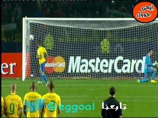 شاهد ركلات الترجيح  لمبارة البرازيل و باراجواي فى ربع النهائي بطولة كوبا امريكا