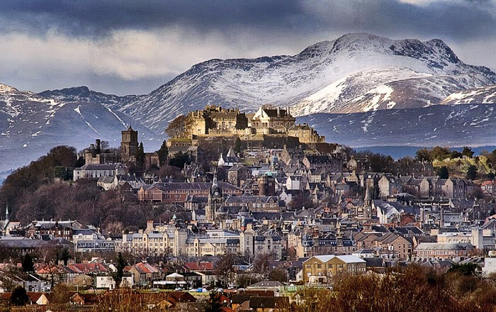 Visitare Stirling in Scozia