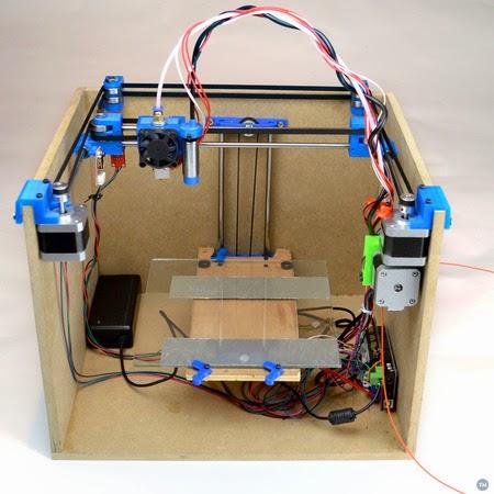 DIY 3D Printing: February 2015