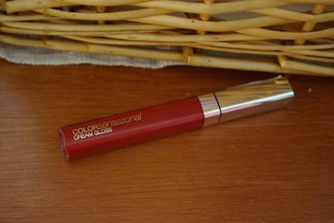 MAYBELLINE colorsensational high shine gloss 560 red love