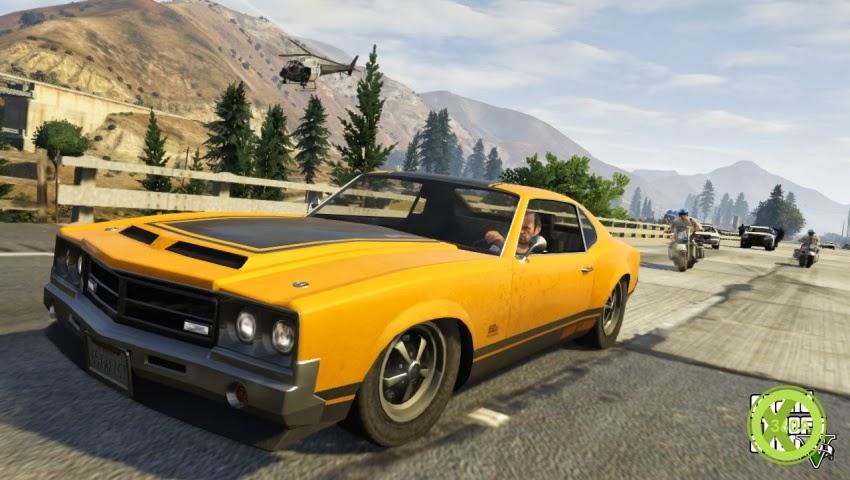 GTA 5 - Xbox 360 Game