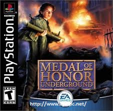 Free Download Games medal of honor underground PSX ISO Untuk Komputer Full Version ZGASPC