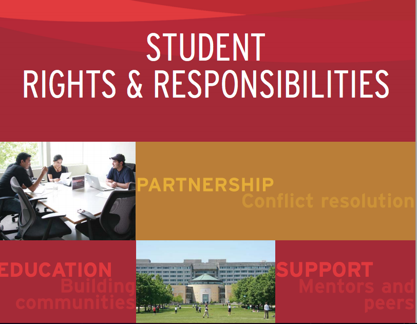 students rights Read student rights and information to become an informed citizen and student at national louis university access student resources today.