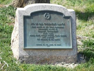 goodnight texas historic marker
