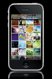 fond d'écran vidéo iPhone