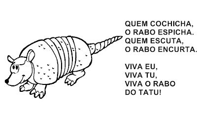 TEXTO CURTO ALFABETIZAÇÃO LETRA T