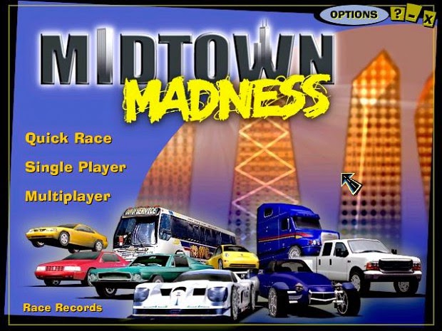 ... do Midtown Madness