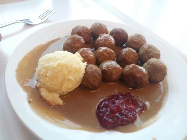 Journey Of My Life Makan Meatball Di Ikea Damansara