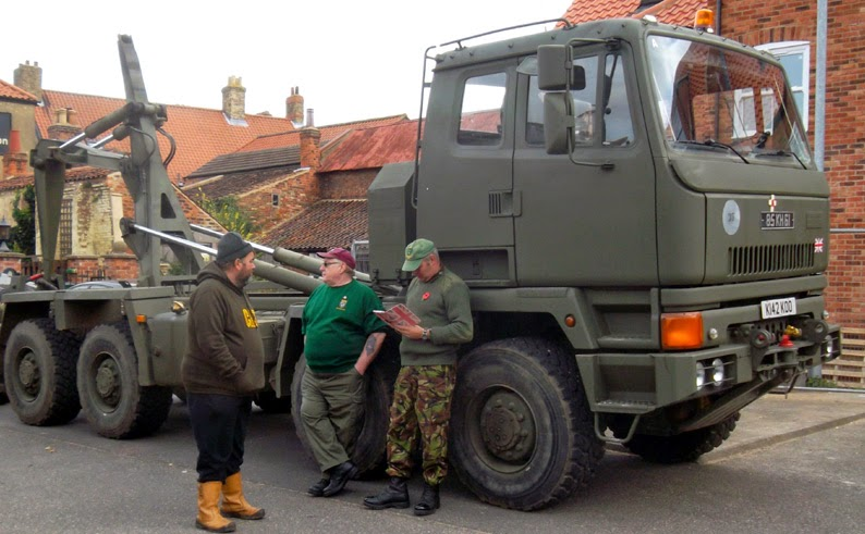 Brigg Poppy 10k & Military Challenge 2014