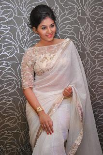 Anjali latest Glamorous pics in saree 026