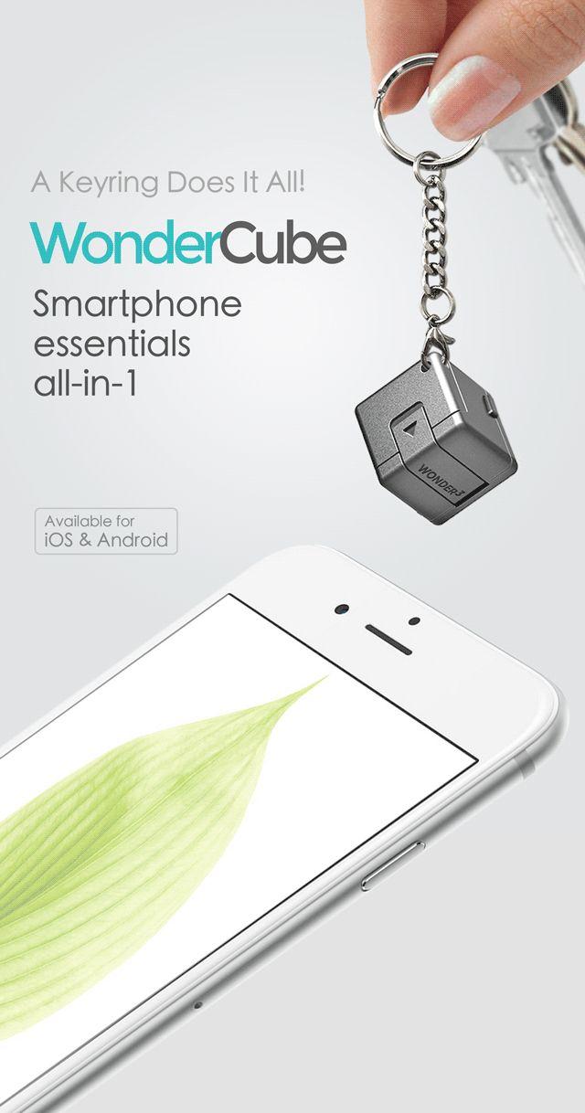 gadgets, oficina, wondercube, multi herramienta smartphone
