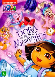 Dora A Aventureira: Dora no País das Maravilhas - DVDRip Dublado