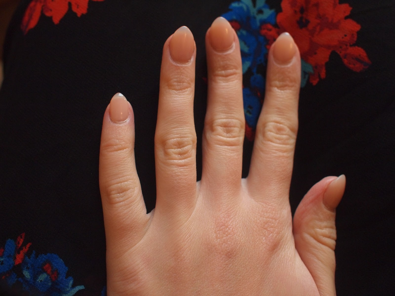 Aw12 Trend Pointed Nails