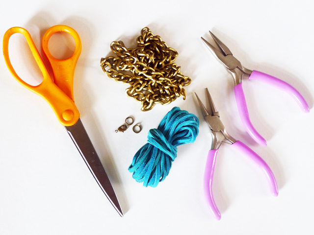 diy necklace supplies