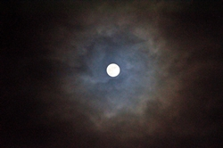 Vollmond am 05.01.2015...