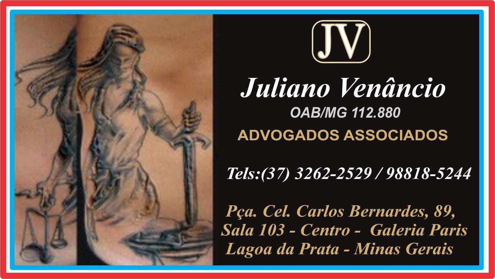 Escritório de Advocacia: Dr. Juliano Venâncio Advogados Associados