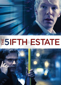 The Fifth Estate Poster