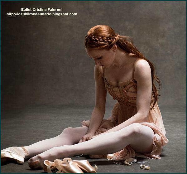 Gillian Murphy. Australian Ballet Theatre