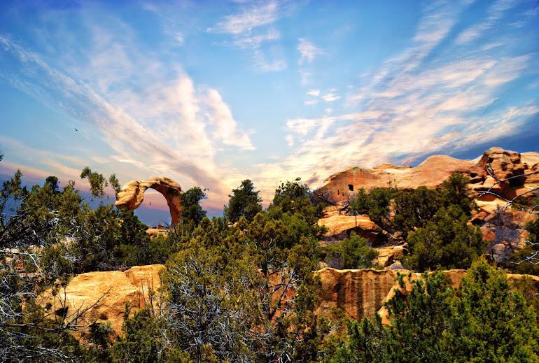 Anasazi Arch