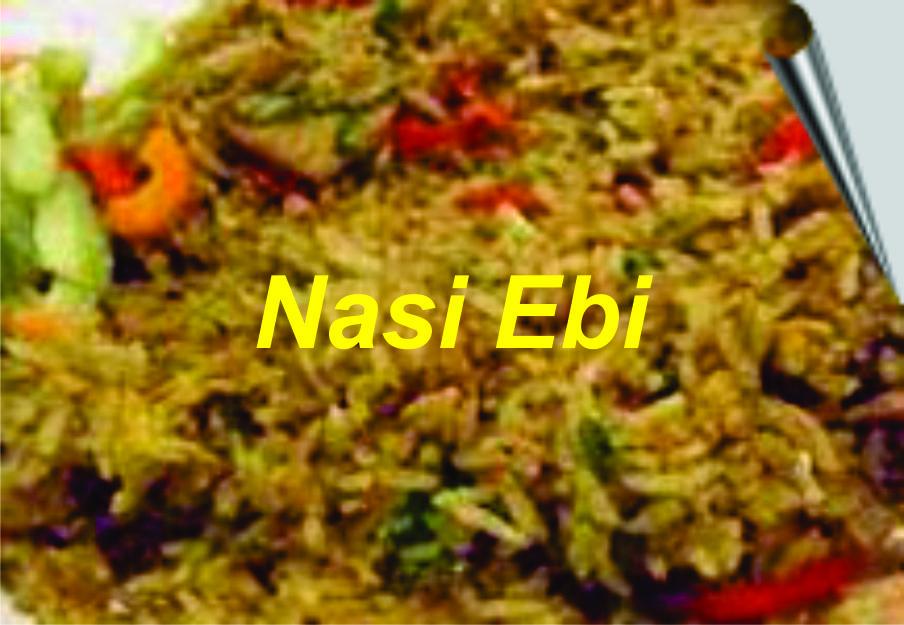Cara Membuat Nasi Goreng Ebi Spesial Paling Lezat