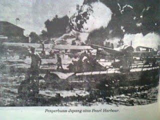 Sejarah +Penyerbuan+Jepang+Terhadap+Pearl Harbour+Pangkalan+Militer+Amerika+serikat
