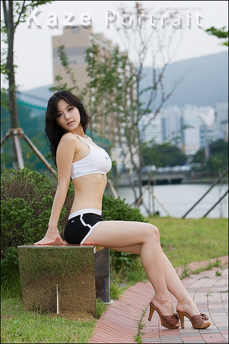 Artis korea nude woman