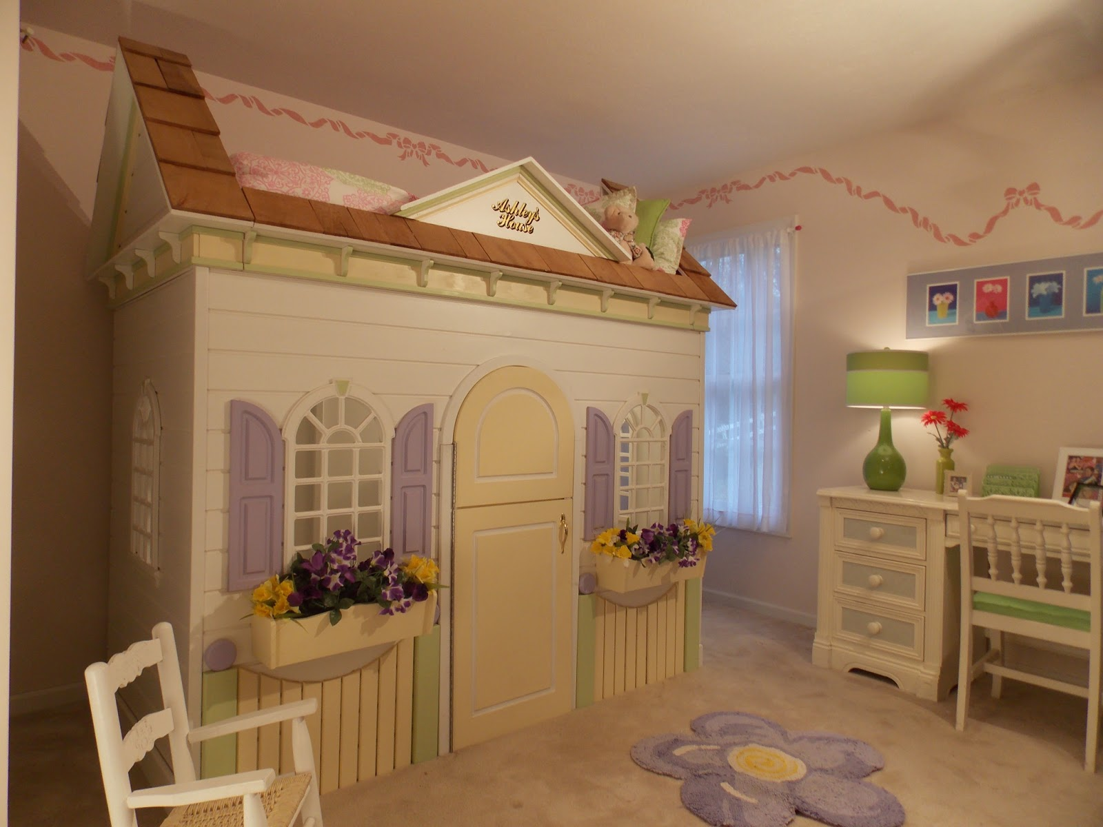 February 2013 lilliput play homes custom children 39 s for Custom playhouse plans