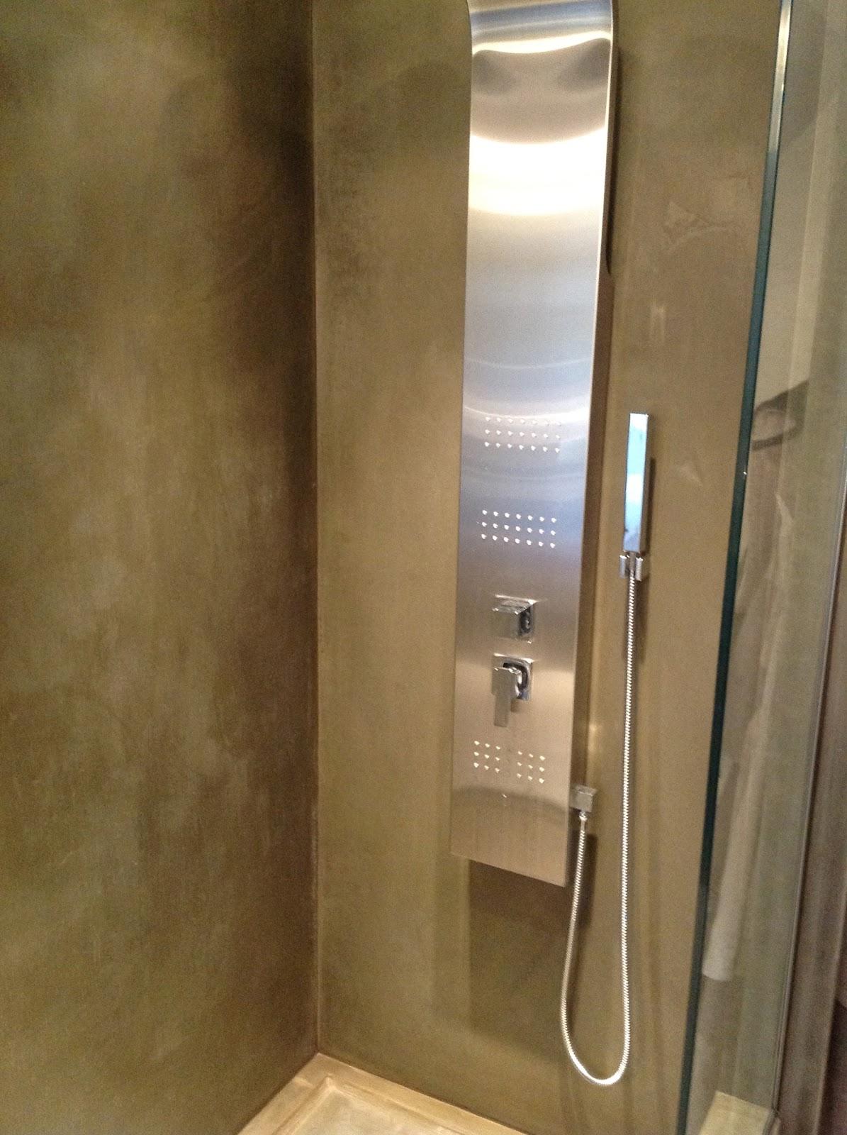 t m beton design b ton ductal parements de douche. Black Bedroom Furniture Sets. Home Design Ideas