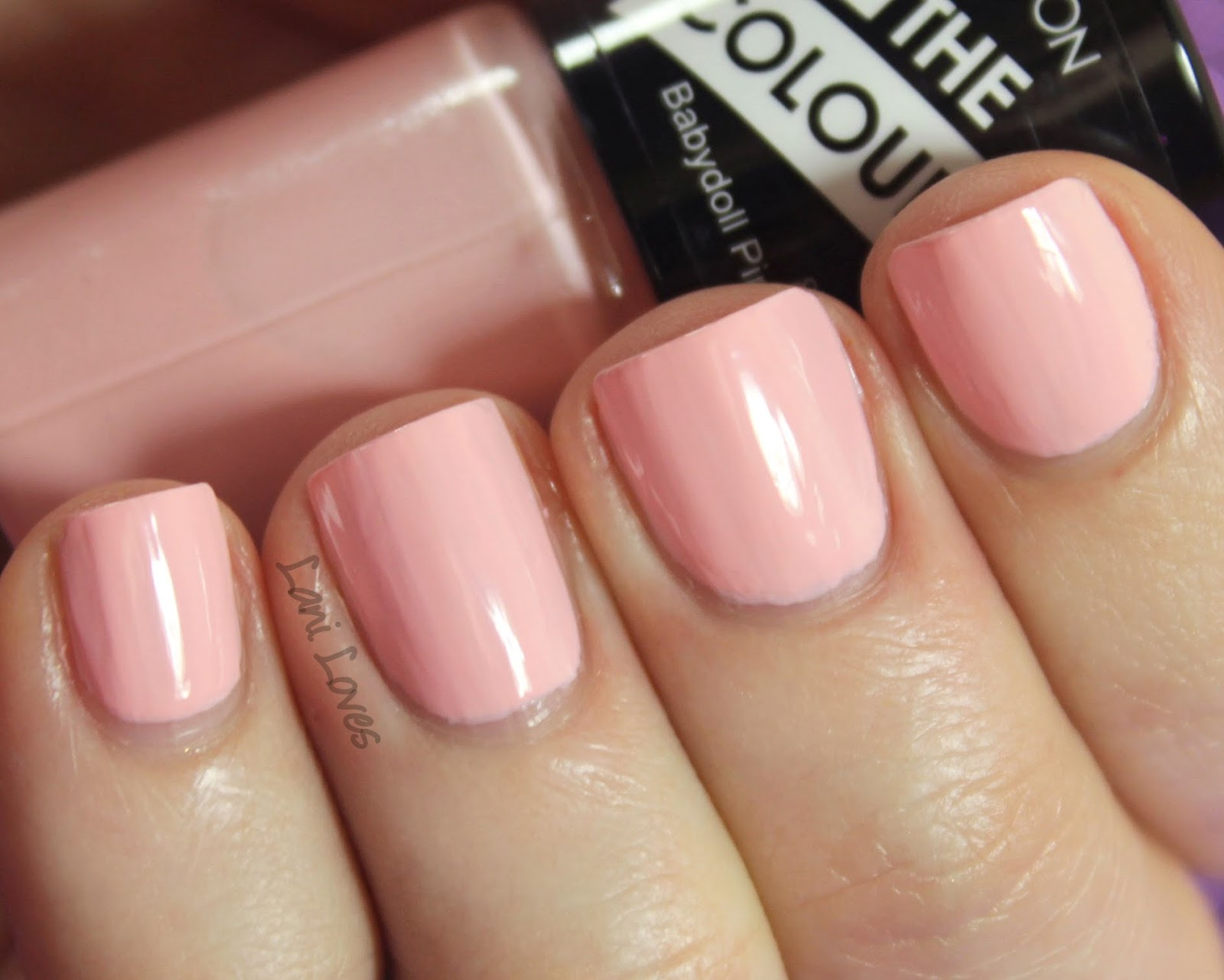 for treatment new favorite layers breathable orly of this did pale thin is called rosy beautiful nail the extremely two one snail color polish feather light need i shades as pink a my