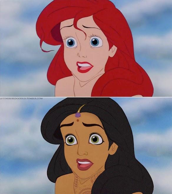 Princesas Disney, Princesas, princesas populares, princesas de otra cultura, casa real, aristocracia, disneyland, disneyland paris, disneyland orlando, pixar, ariel, sebastian, la sirenita