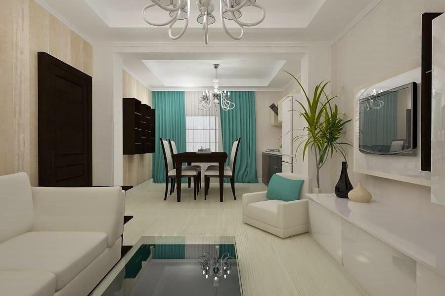 Design interior living apartament Bucuresti Amenajari