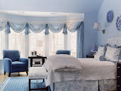 #3 Blue Bedroom Design Ideas