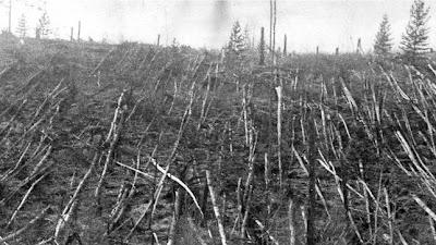 El evento de Tunguska, 1908: ¿En realidad, fue un meterorito o un OVNI?