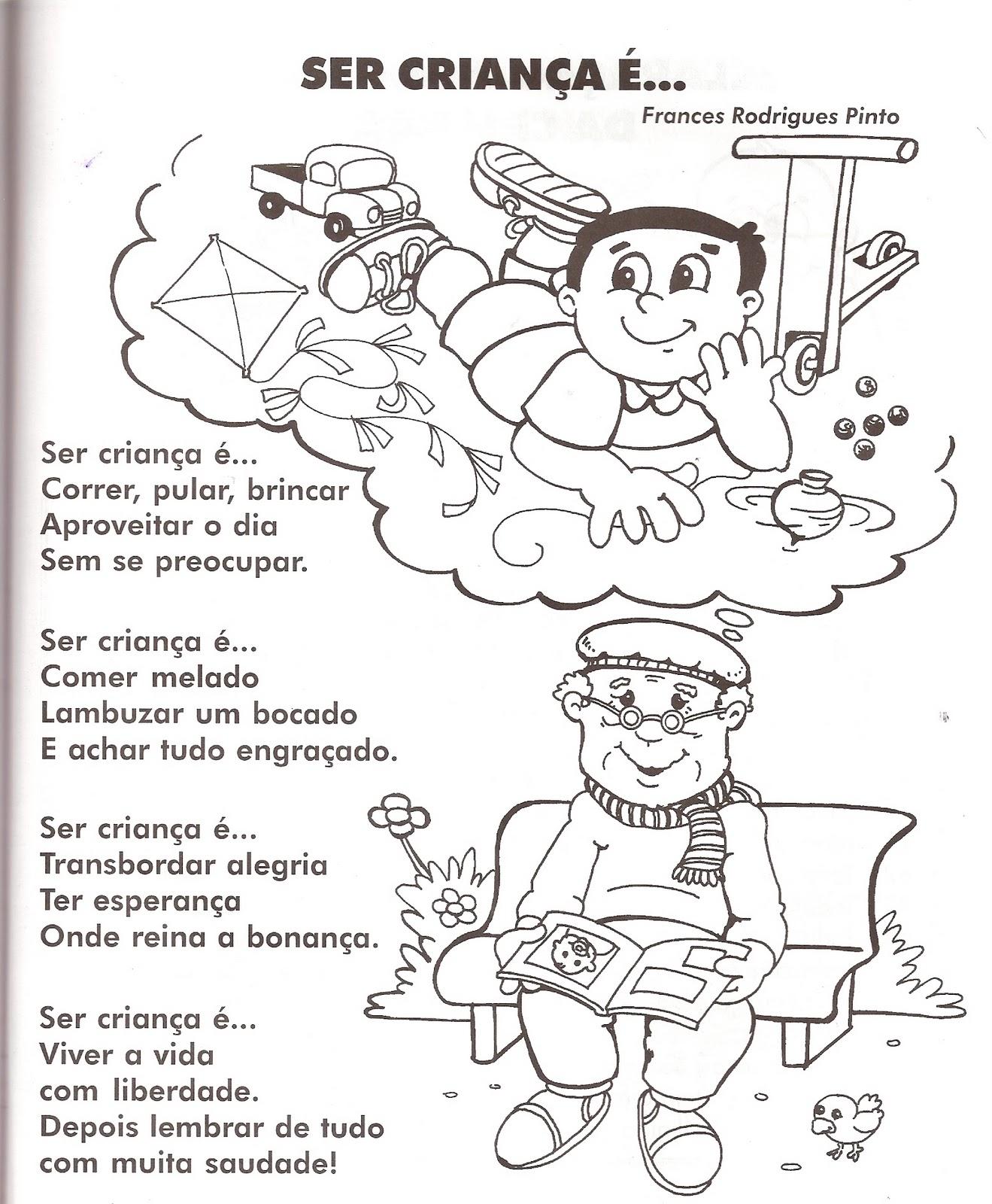 Amado Cantinho Educar: Atividades semana da criança ST62