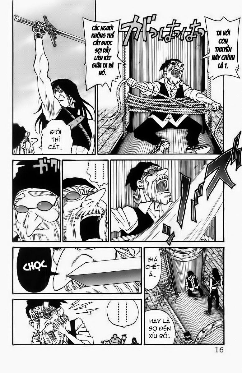 Vua Trên Biển – Coco Full Ahead chap 223 Trang 11 - Mangak.info