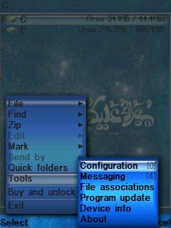 Buka memory internal dengan cara Arahkan ke directory C:>Data>lifeblog ...