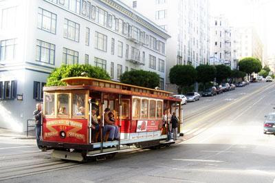 San Fran Trolley