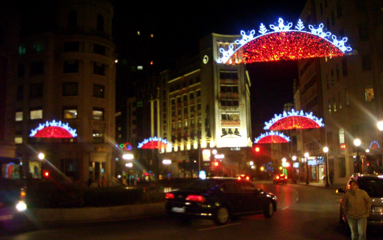 Navidad Gijón 2012