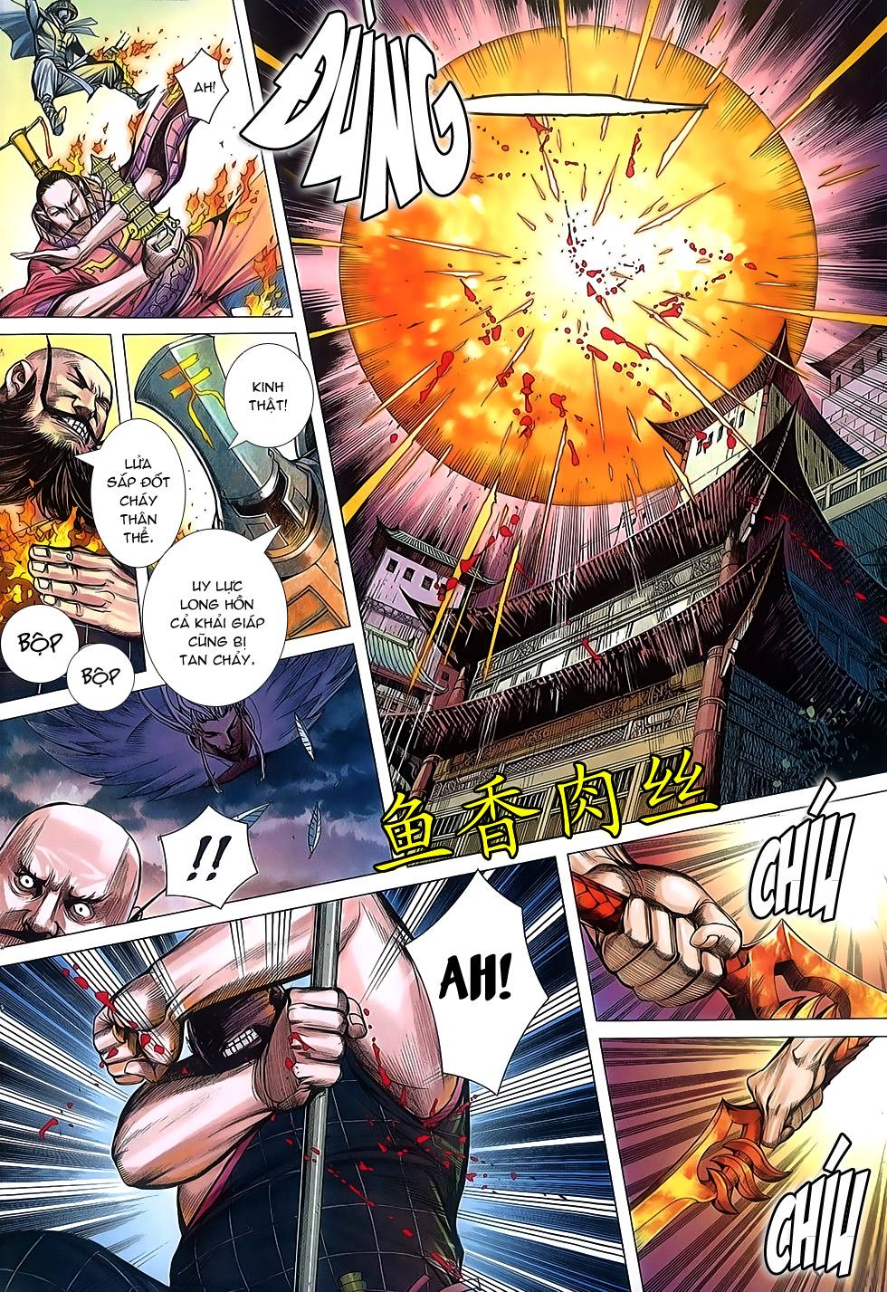Tây Du chap 2 Trang 12 - Mangak.info
