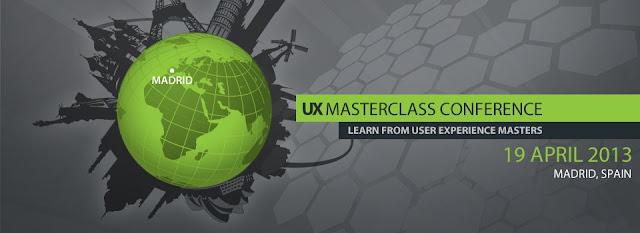 UX Masterclass Conferece