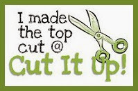 Cut it Up Challenge #19, 22 and 42