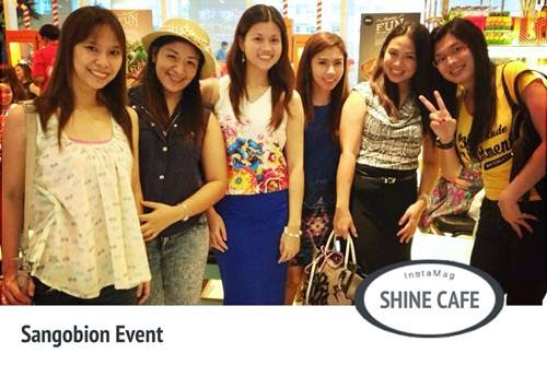 Sangobion, Go Love Life Shopping Event